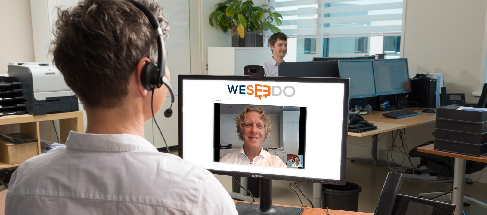 Online support - Webcare - WebRTC